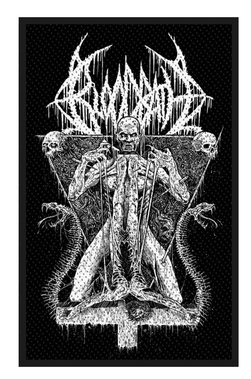 Bloodbath 'Morbid Antichrist' Patch