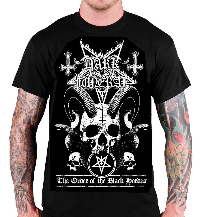Dark Funeral 'Order Of The Black Hordes' T-Shirt
