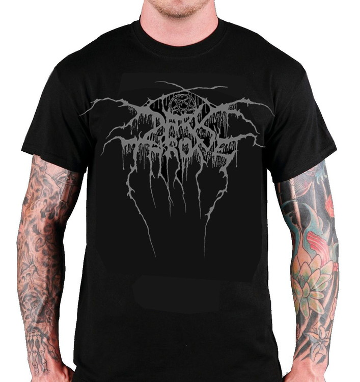 Darkthrone 'True Norwegian Black Metal' T-Shirt