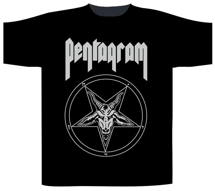 Pentagram 'Relentless' T-Shirt