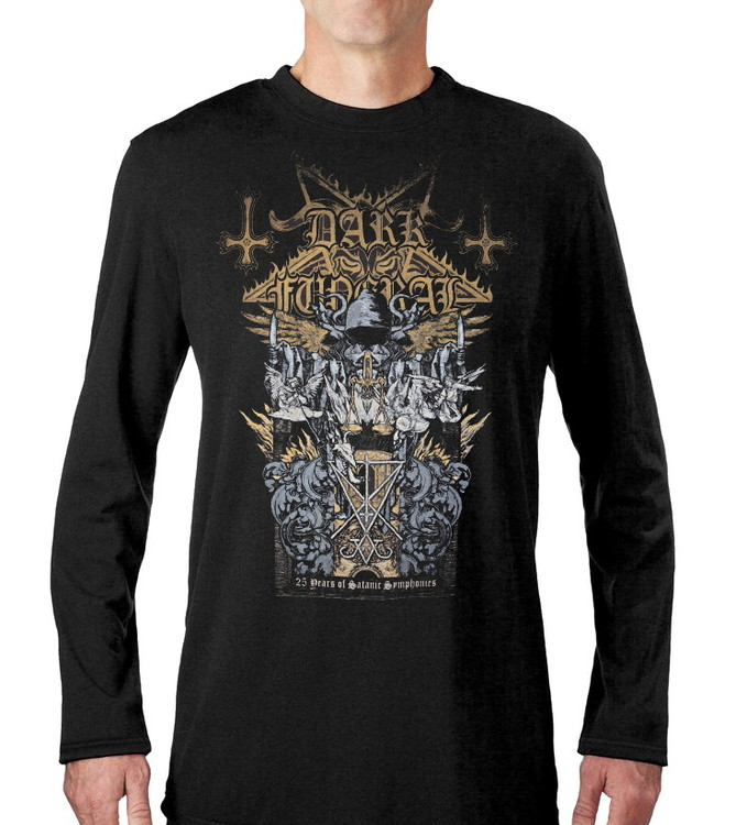 Dark funeral  25 years of satanic symphonies
