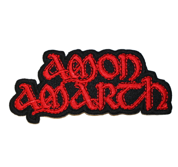 Amon amarth red logo