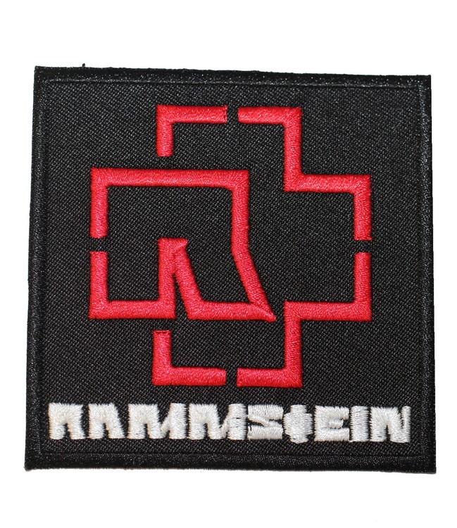 Rammstein Red logo