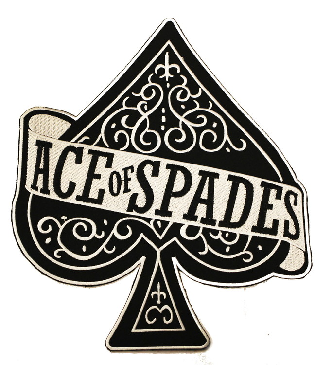 Motörhead Ace of spades XL
