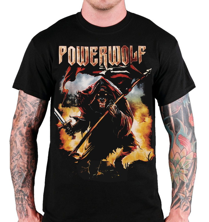 Powerwolf Wolf T-shirt