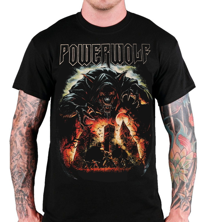 Powerwolf Castle T-shirt