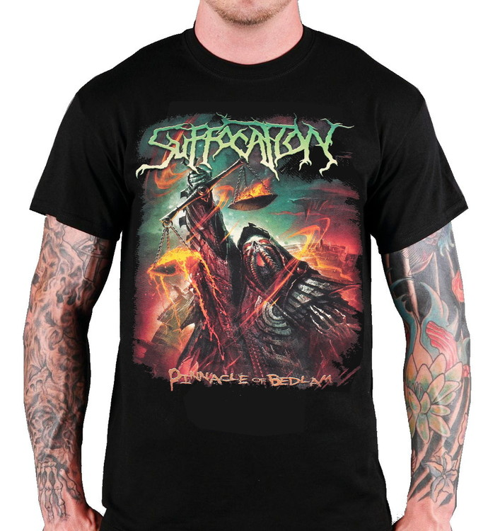 Suffocation T-shirt