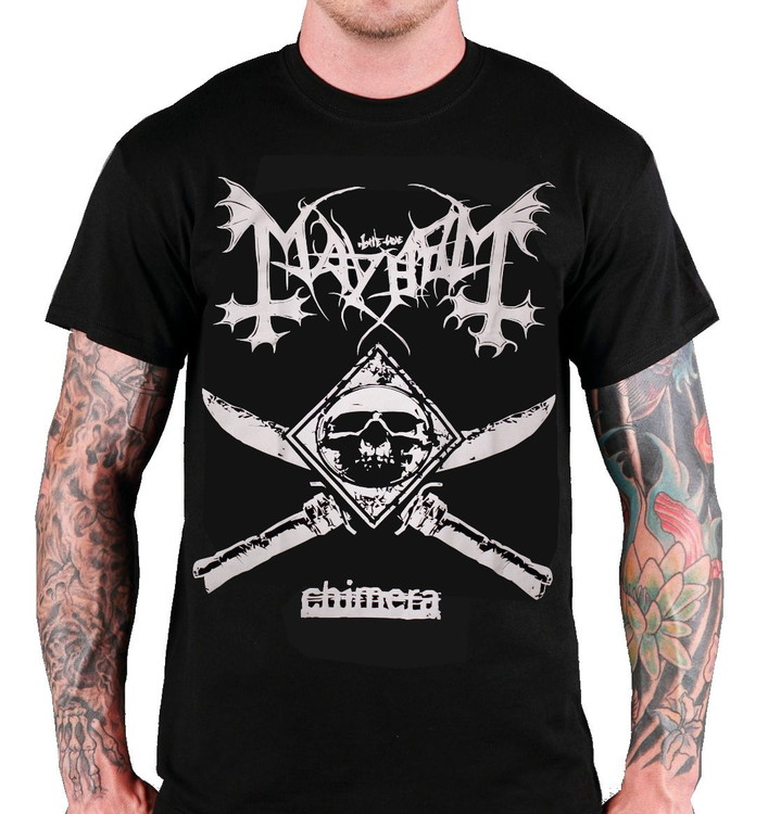 Mayhem Chimera T-shirt