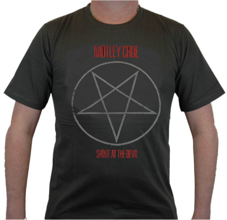 Mötley crue Shout at the devil T-shirt