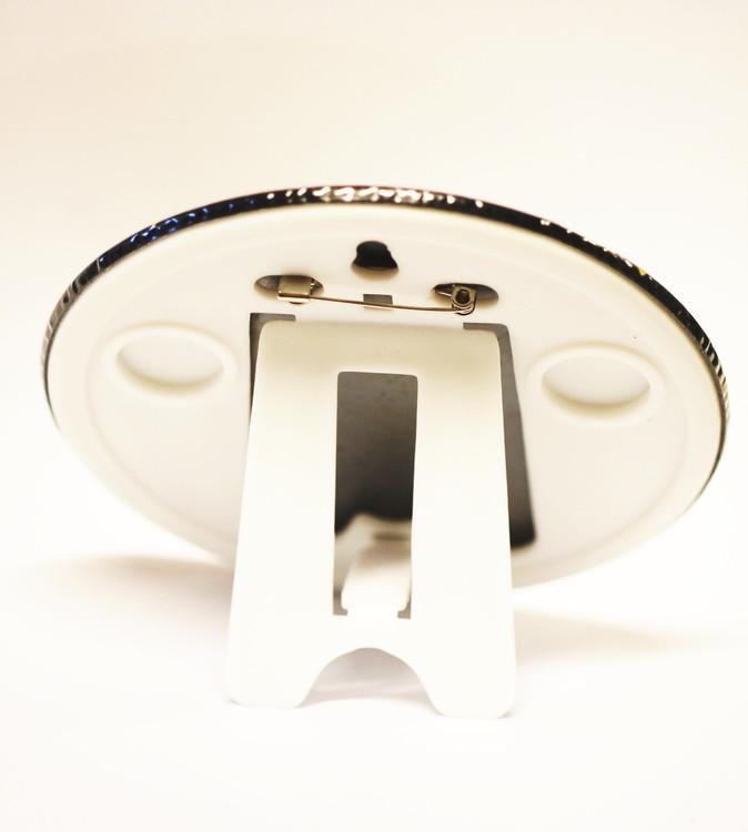Def leppard XL badge