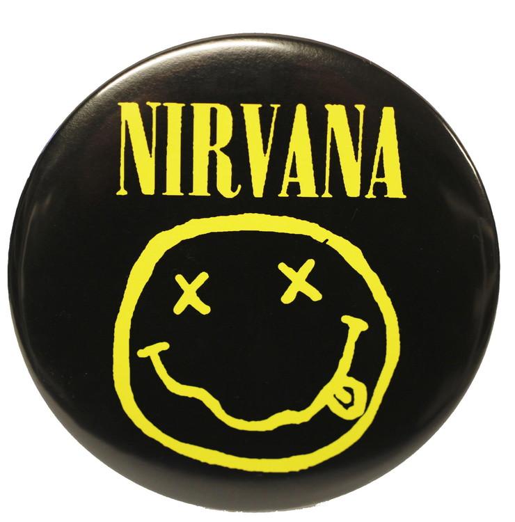 Nirvana XL badge