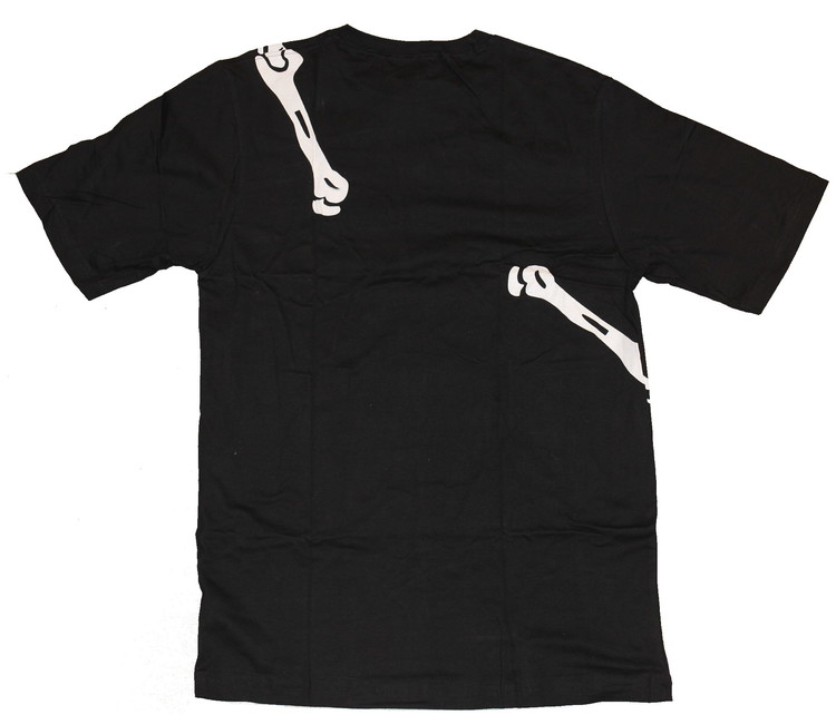 T-shirt Skelettarmar