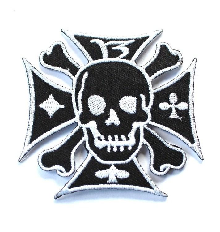 Malteser/skull/13