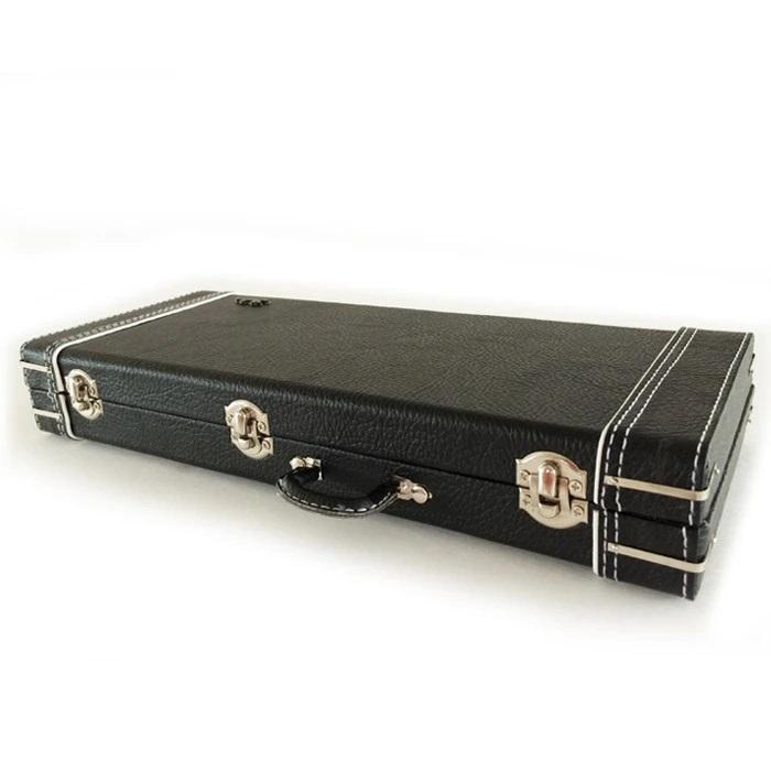 AXE HEAVEN® Miniature Classic Black Guitar Case Replica