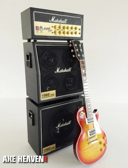 Full Marshall Stack Mini Amp