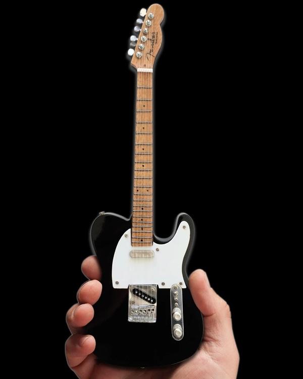 Fender™ Telecaster™ Guitar Replica Miniature Black