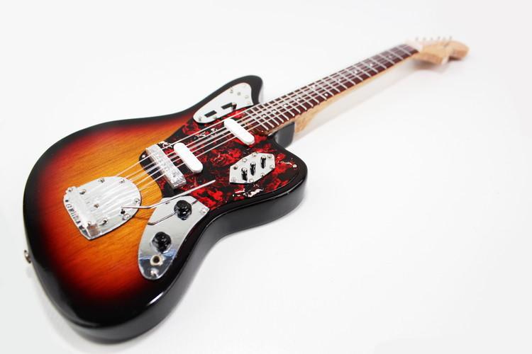 Fender mustang sunburst