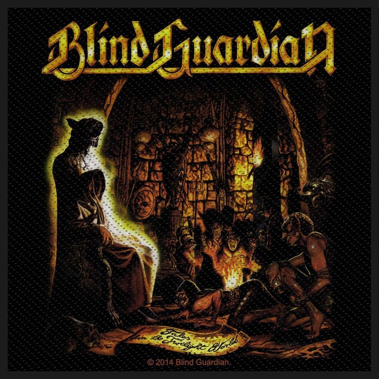 Blind Guardian 'Tales From The Twilight' Patch