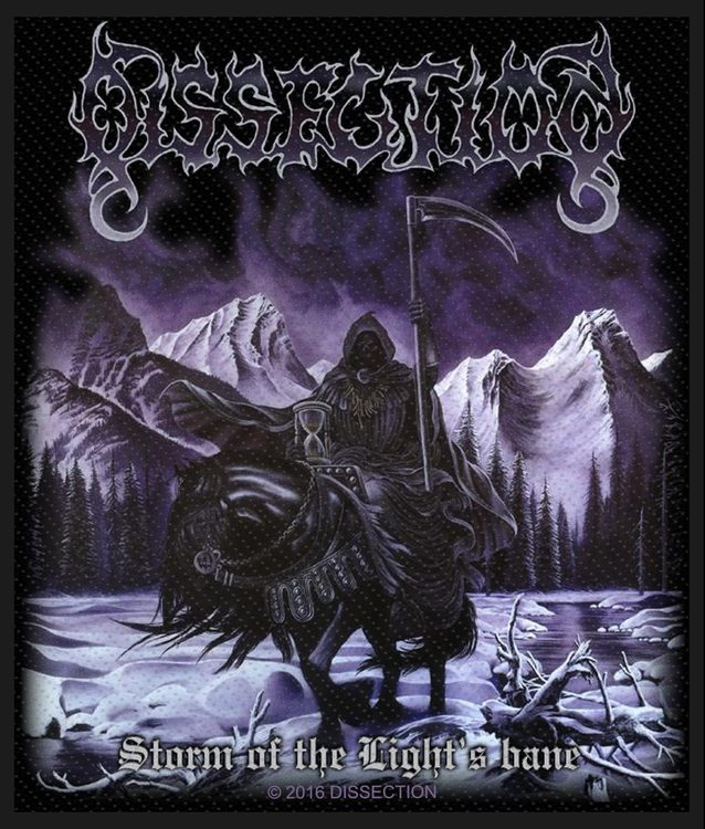 Dissection 'Storm Of The Lights Bane'