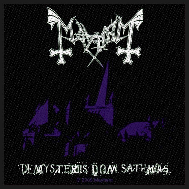 Mayhem 'De Mysteriis Dom Sathanas'