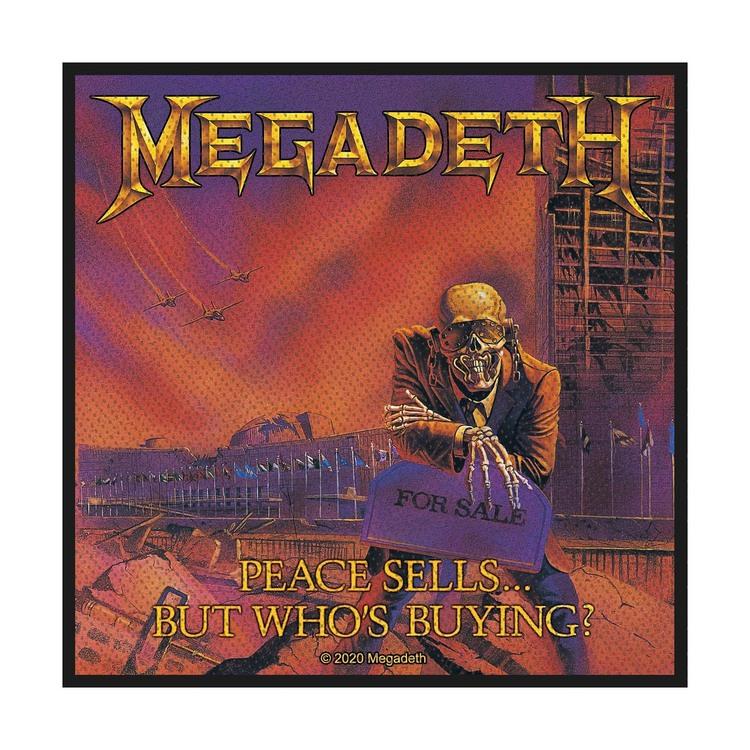 Megadeth 'Peace Sells'