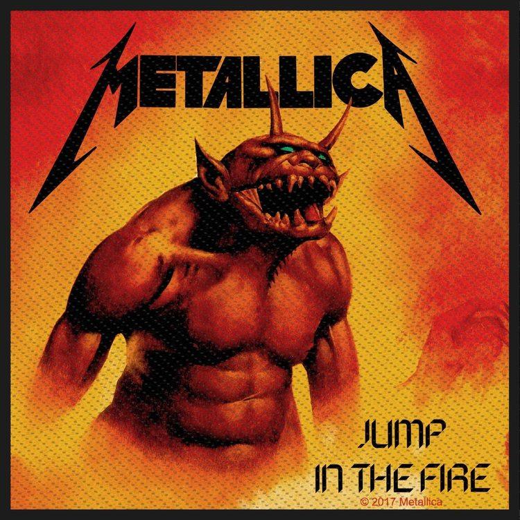 Metallica 'Jump In The Fire'