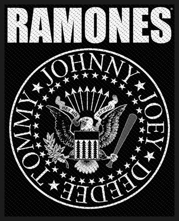Ramones 'Classic Seal'