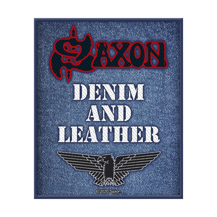 Saxon 'Denim & Leather'