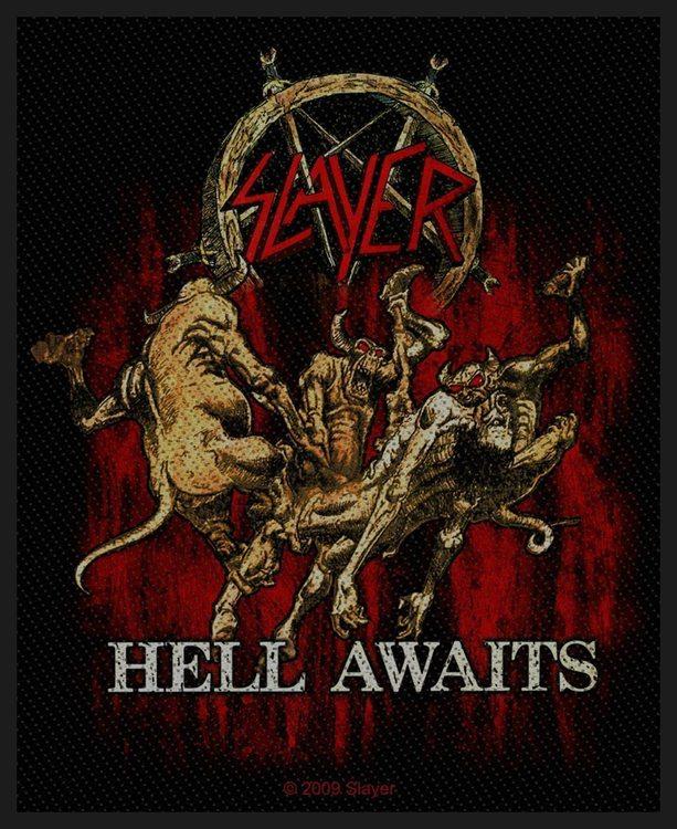 Slayer 'Hell Awaits'