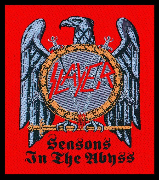 Slayer 'Seasons in the Abyss'