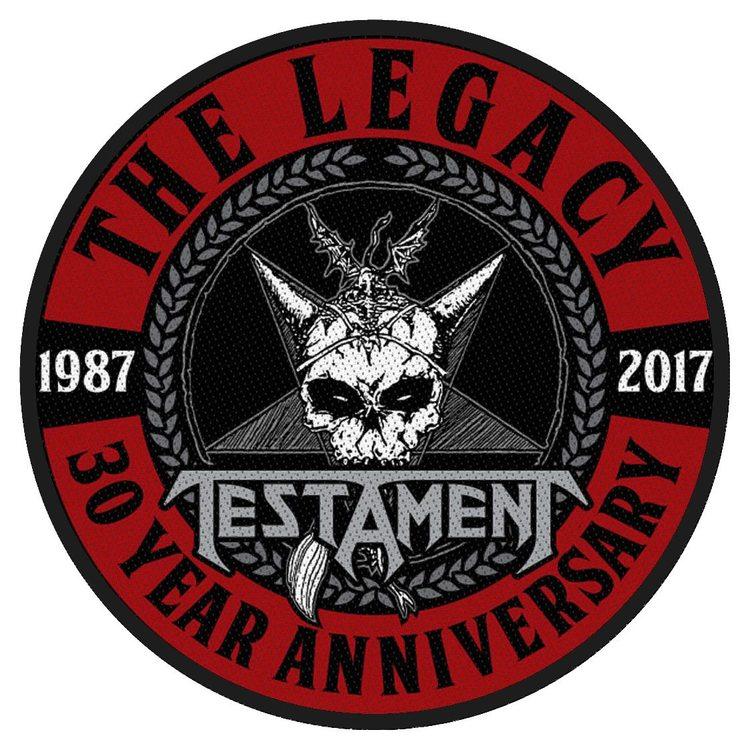 Testament 'Legacy 30 Year Anniversary'