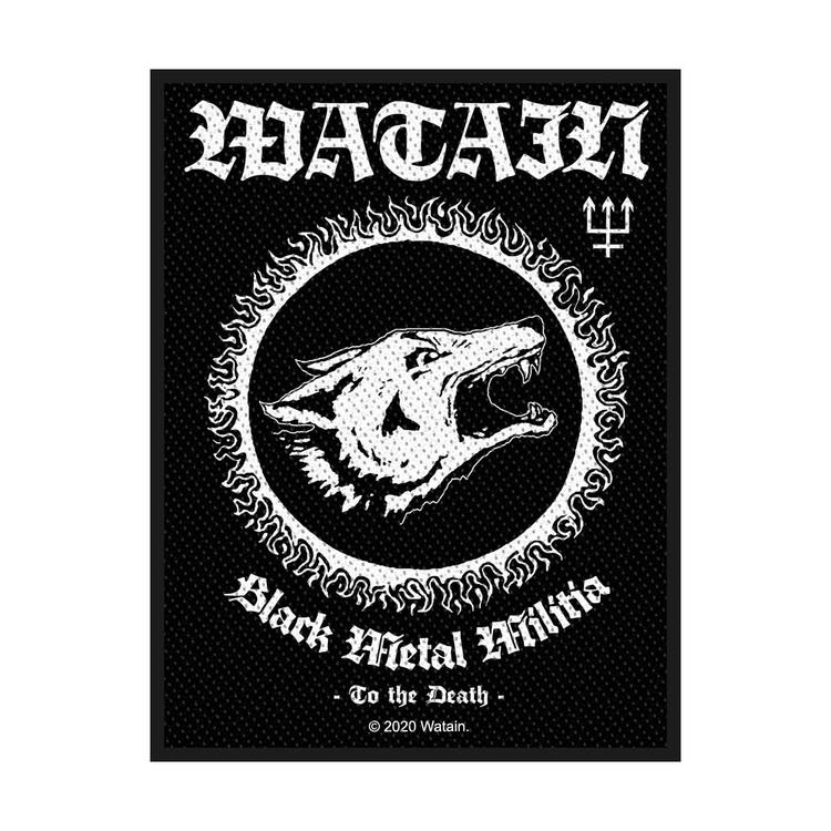 Watain 'Black Metal Militia'