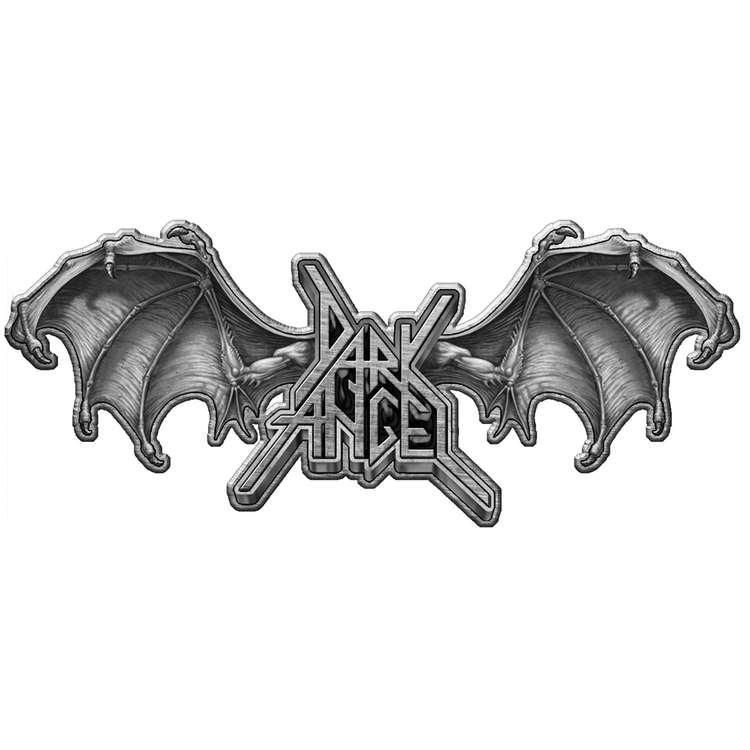 Dark Angel 'Logo' Metal Pin