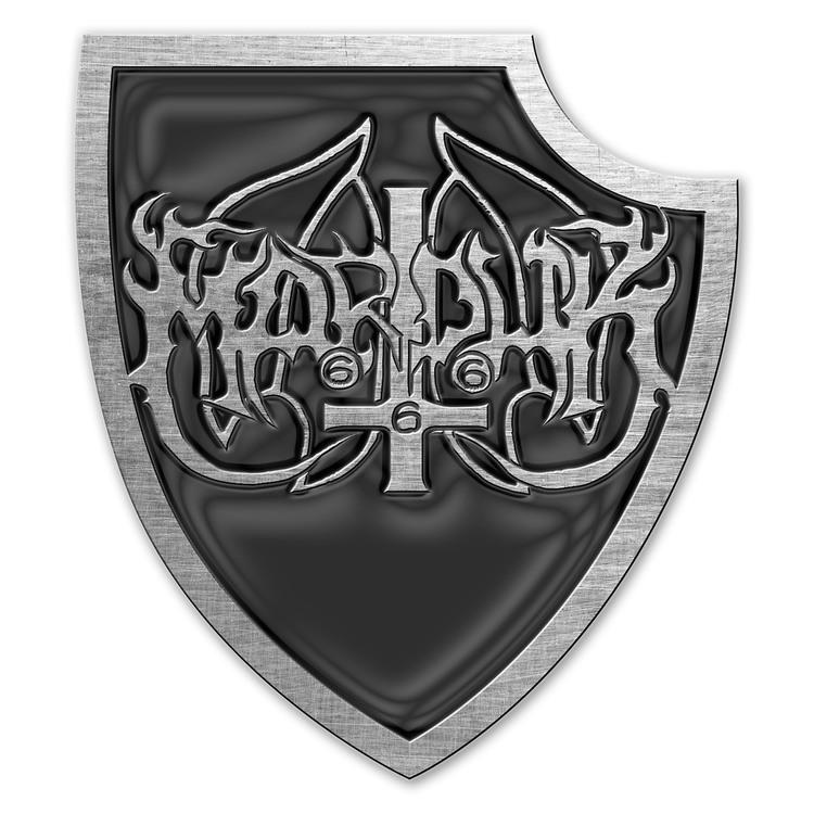 Marduk 'Panzer Crest' Metal Pin