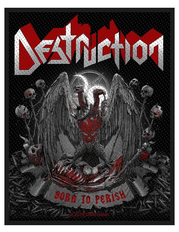 Destruction 'Born To Perish'