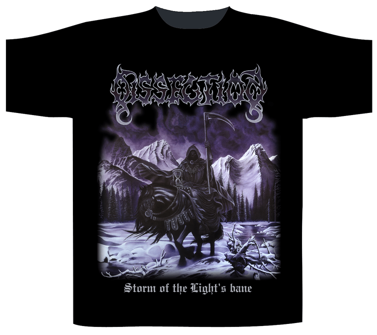 Dissection ´Storm of the lights bane`T-Shirt