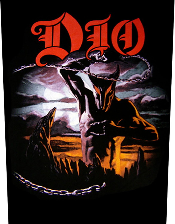 Dio 'Holy Diver' Backpatch