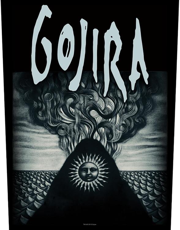 Gojira 'Magma' Backpatch