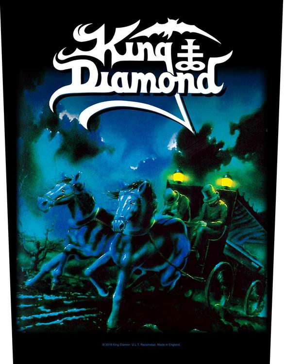 King Diamond 'Abigail' Backpatch