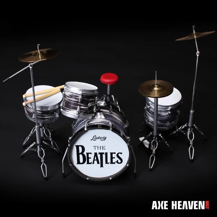 Ringo Starr Classic Oyster Miniature Drum Set