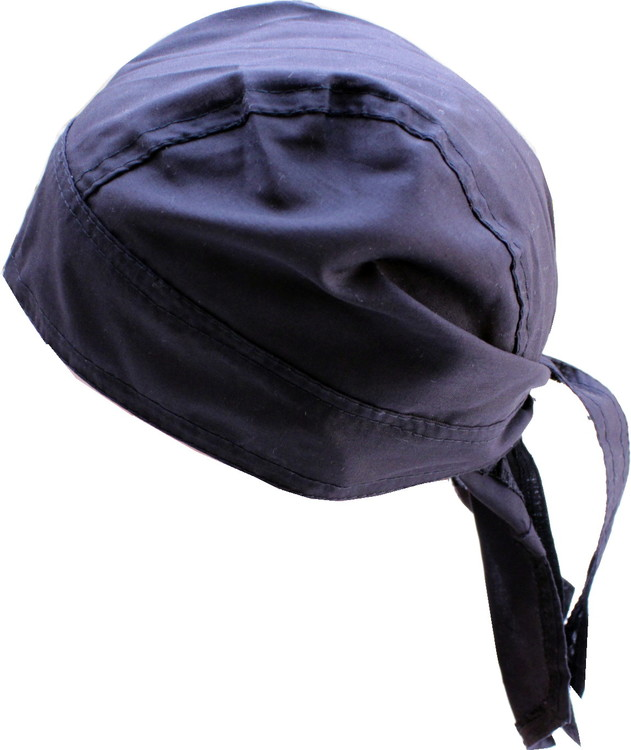 Formsydd bandana svart