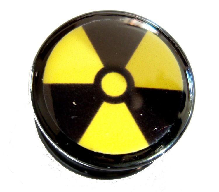 Akrylplugg Nuclear 6-18mm