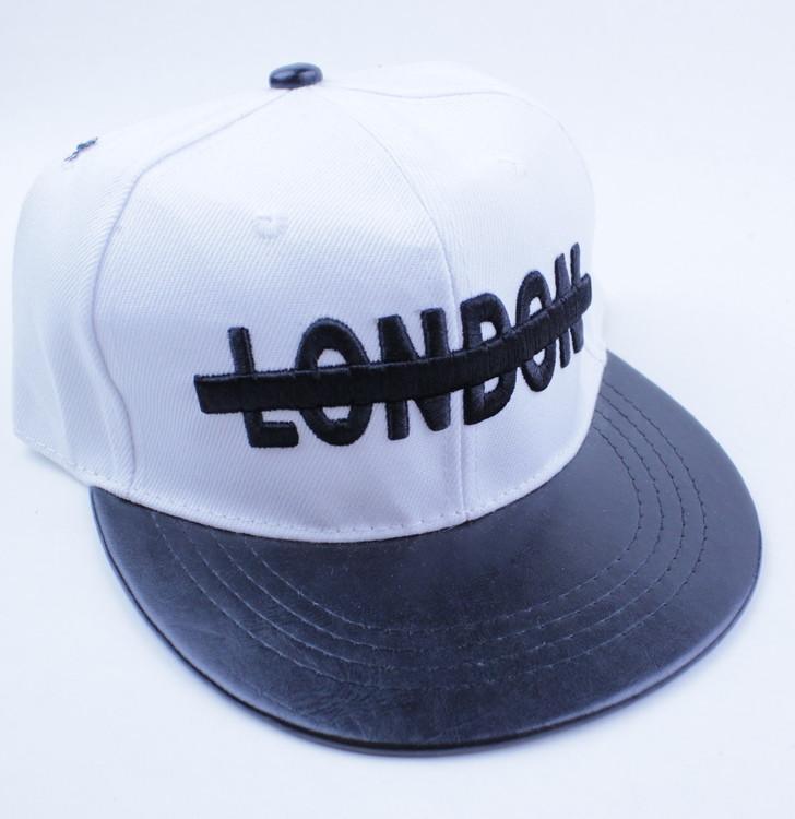 Keps LONDON Vit