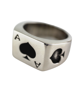 Ace of spades klackring