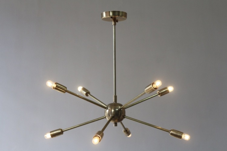Sputnik 8 Mässing