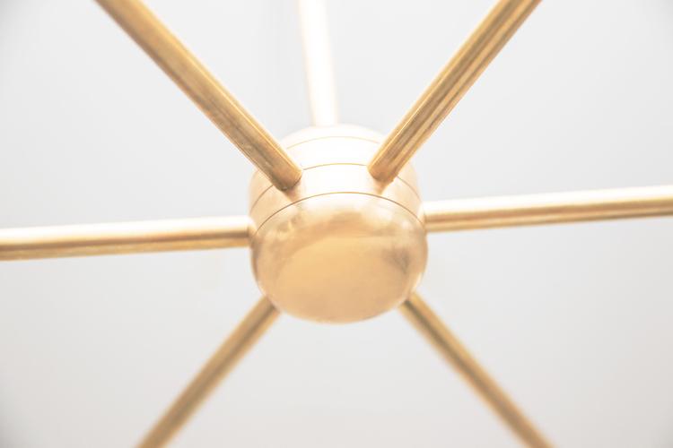 Sputnik 6 Mässing