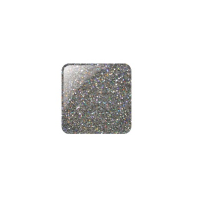 glitter acrylic   39 silver hologram   nova nails supply
