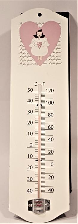 Termometer i vintagestil, Jane Collection