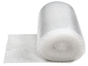Bubbelplast bredd 100 cm, hel rulle på 150 m alt. metervis