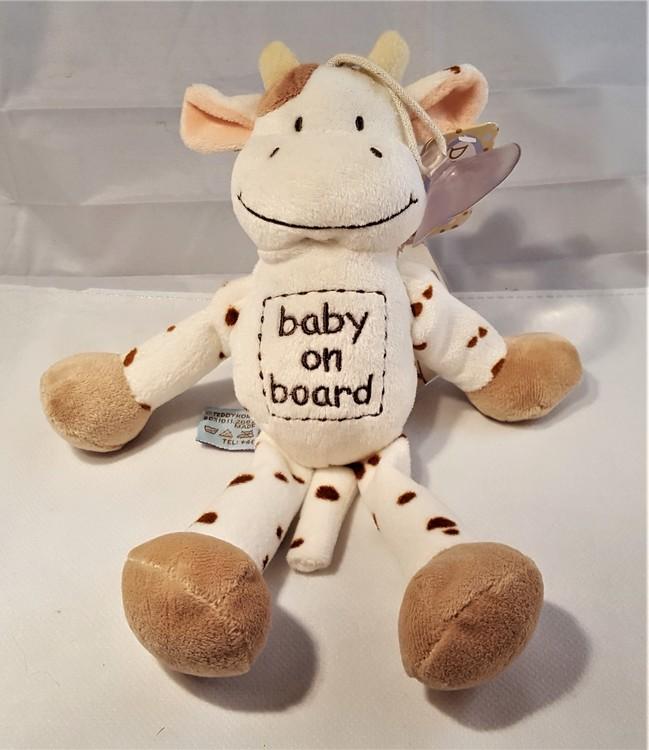 Teddykompaniet, Dinglies, Baby on board, kossa